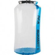 Sea to Summit Packsack Sea to Summit Clear Stopper Dry Bag, 35 Liter, clear/blue