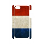 Nederlandse vlag iPhone 5 en 5S case