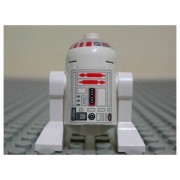 LEGO Star Wars: R5-D4 Astromech Droid (Rouge) Mini-Figurine