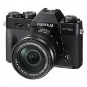 Fujifilm Aparat cyfrowy FUJIFILM X-T20 + XC 16-50mm Czarny