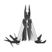 Leatherman WAVE+ Black e Silver