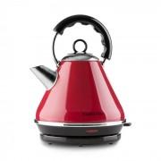 Charlotte II Wasserkocher Teekessel 1,7L 2200W kabellos rot