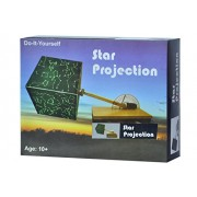 Kutuhal Star Projection Making Kit. Do-It-Yourself Science Project. Make Wonderful Working Project.