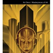 Art Deco Masterpieces of Art (Tyson Janet)(Cartonat) (9781786648006)