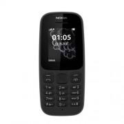Nokia 105 NEO mobiele telefoon + lebara zwart