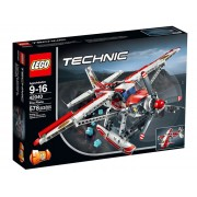 LEGO Technic - Avion de stingere a incendiilor (42040)