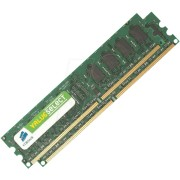 VS4GBKIT800D2 - 4GB DDR2 800 CL5 Corsair 2er Kit