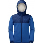Jack Wolfskin K Navajo Mountain Fleecejacke, Coastal Blue 140