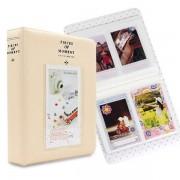 Fotoalbum 64 fickor Fujifilm Instax Mini 8 /7s /70 /25 /50s /90