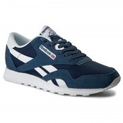 Обувки Reebok - Cl Nylon BD4902 Brave Blue/White