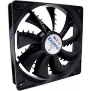 Zalman ZM-F1 Plus(SF), Silent Case Fan / - 80mm Fan / - Shark Fin Blade / - Sleeve Bearing / - 1700rpm ± 15% - 2800rpm ± 10%
