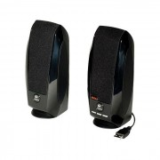 SPEAKER, Logitech S150 DIGITAL, 2.0, 1.2W RMS, Black, USB (980-000029)