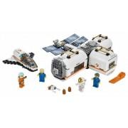 Lego Конструктор Lego City Space Port Лунная космическая станция