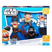 Sr. Cara De Papa - Star Wars Minipapas Galácticas