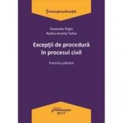Exceptii de procedura in procesul civil