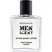 Dermacol Men Agent Gentleman Touch loción after shave 100 ml