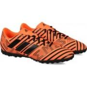 Adidas NEMEZIZ 17.4 TF Football Shoes For Men(Orange)
