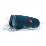 Преносима Bluetooth колонка JBL CHARGE 4 BLUE, Li-Ion 7500 mAh, IPX7 водоустойчивост, синя, JBL-CHARGE4-BLU