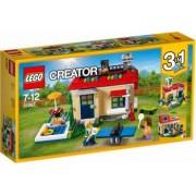 LEGO CREATOR - VACANTA LA PISCINA 31067