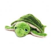 Geen Magnetron warmte knuffel zeeschildpad 18 cm