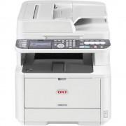 Višefunkcionalni laserski pisač crno-bijeli MB472dnw OKI A4 pisač, skener, uređaj za kopiranje, faks, LAN, WLAN, dvostrani, ADF
