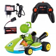 Carrera Samochody 1:16 S.T. Mario Cart™, Yoshi Race Kart with SOUND 162108