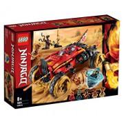 LEGO Ninjago, Katana 4x4 70675