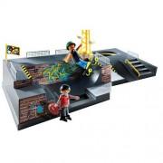 Playmobil Take Along Skate Park