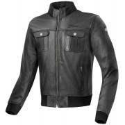Bogotto Brooklyn Motorcycle Leather Jacket Black 48