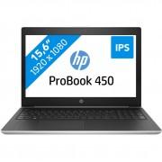 HP ProBook 450 G5 i5-8gb-256ssd + 4G Azerty
