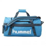 hummel Sporttasche TECH - methyl blue/dark slate | M