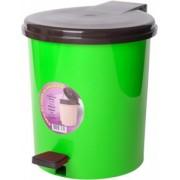 Cos gunoi cu pedala 10 litri verde