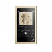 Sony Walkman NW-A55 16GB High Resolution Audio Player - Gold (Headphone not included)