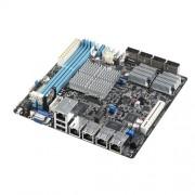 Tarjeta Madre Asus P9A-I/C2750/SAS/4L socket C2750, DDR3, Mini-ITX