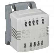 LEGRAND Transformateur de commande et signalisation - 250 VA - connexion auto - prim 230V à 400V/sec 24V~