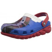 Crocs Duet Max Captain America Men Clog in Multi Color