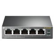 Switch TP-LINK TL-SG1005P, Gigabit, 5 Porturi, PoE