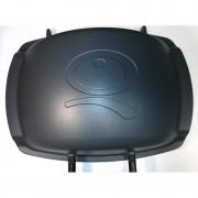Weber Poklop pro elektrický gril Weber Q 1400 (tmavošedý)