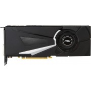 Carte graphique MSI GeForce GTX 1080 Aero 8G OC, 8192 MB GDDR5X