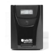 Riello - NPW 2000 2000VA 6salidas AC Compacto Gris sistema de alimentación ininterrumpida (UPS)