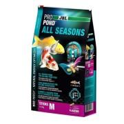 JBL ProPond All Seasons M, 4,3kg, 4125700, Hrana pesti iaz sticks