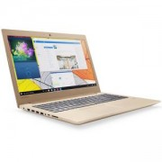 Лаптоп Lenovo IdeaPad 520 15.6 инча IPS FullHD Antiglare i7-7500U up to 3.5GHz, GF 940MX 4GB, 8GB DDR4, 1TB HDD, Златист, 80YL00BSBM