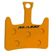 massi Frenos Massi Disk Brake Set Shoes Hayes El Camino Orange