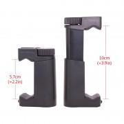 """Ulanzi Handheld Telefoon Video Houder Klem Grip Bracket Stabilizer metShoe 1/4 """"Schroef, Telefoon Statief voor iPhone Andriod"""