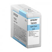Tinta Epson Ultrachrome HD Cyan Light T850500
