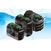 Zbiornik PEHD na wodę pitną Sotralentz W-213 pojemność 1500 l