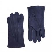 Handskmakaren Tirreni handskar i mocka, herr, Mörkblå, 8,5