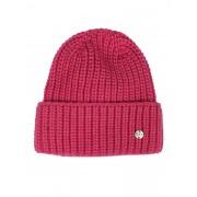 Zwillingsherz Mütze pink One Size