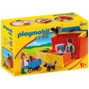 1.2.3 Magazin Playmobil