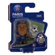 Figurina Soccerstarz Paris St Germain Kylian Mbappe Home Kit